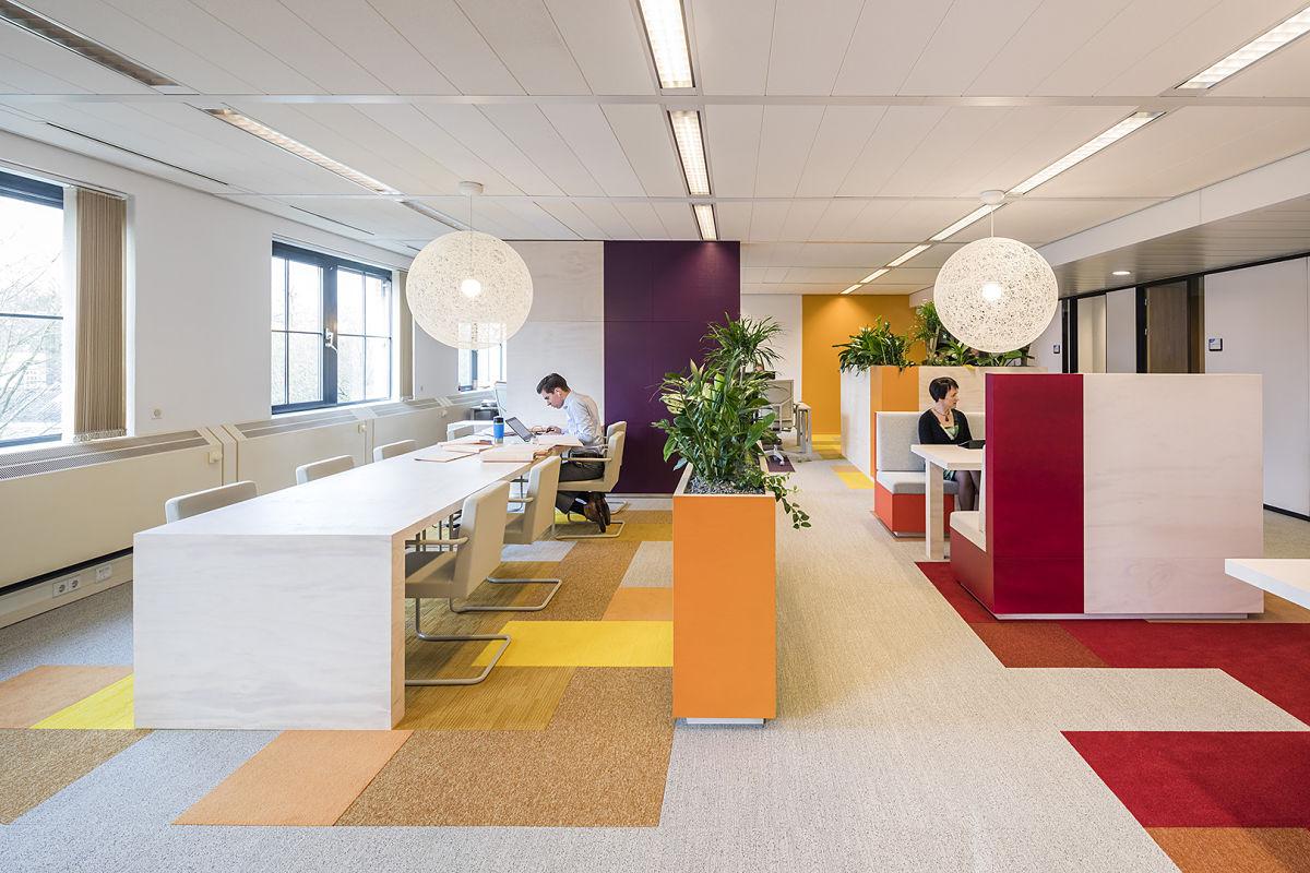 Helga Snel architecten, Sociale Dienst, Zeist © 2018